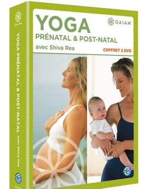 des dvd pour s'exercer au yoga chez soi.