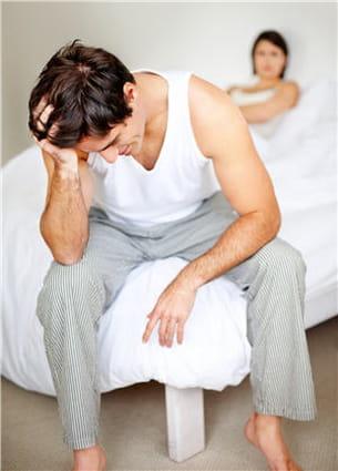 l'impuissance est un trouble sexuel qui peut être traité.