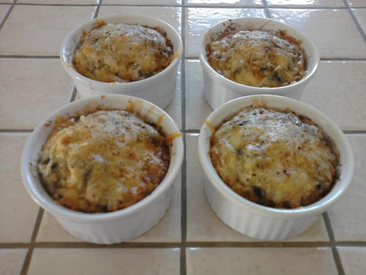 Recette de feuilles de blettes en gratin la recette facile - Cuisiner les feuilles de blettes ...