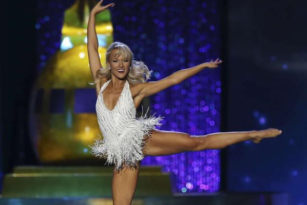 Savvy Shields, danseuse émérite