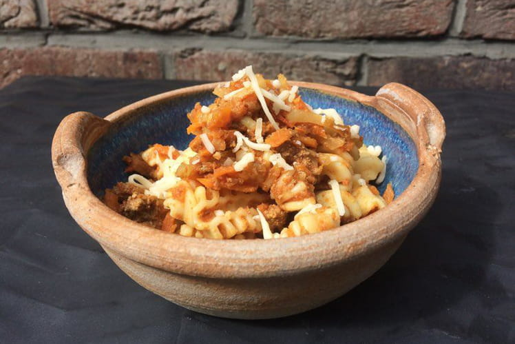 Ragoût de canard au chou-rave et curry