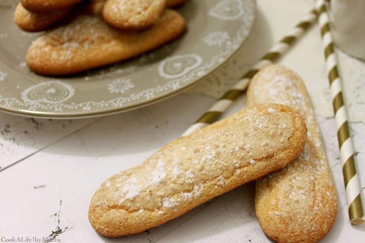 Biscuits à la cuillère maison