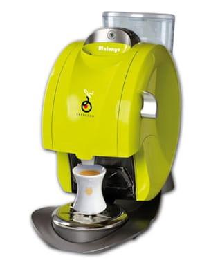 la machine à café 'oh expresso' de malongo