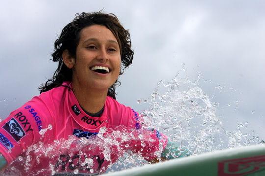 Kassia Meador, l'icône glamour du longboard