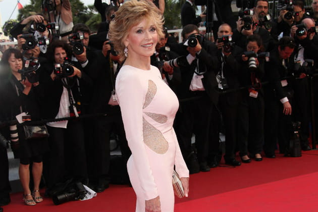 Jane Fonda, le glamour hollywoodien... et la chirurgie