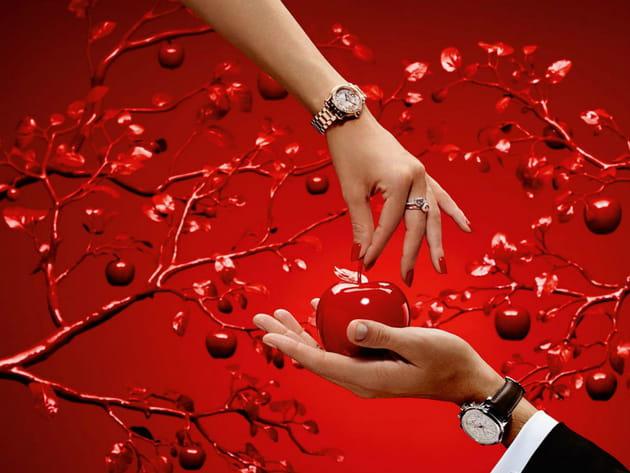 Des bijoux qui parlent d'amour