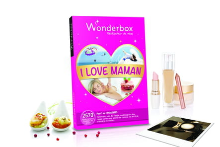 Box I love Maman de Wonderbox
