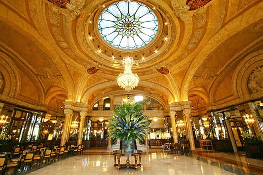 L'hôtel de Paris, un palace de légende
