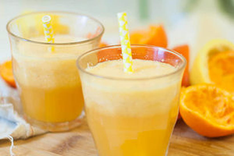 Recettes de jus de fruits de saison