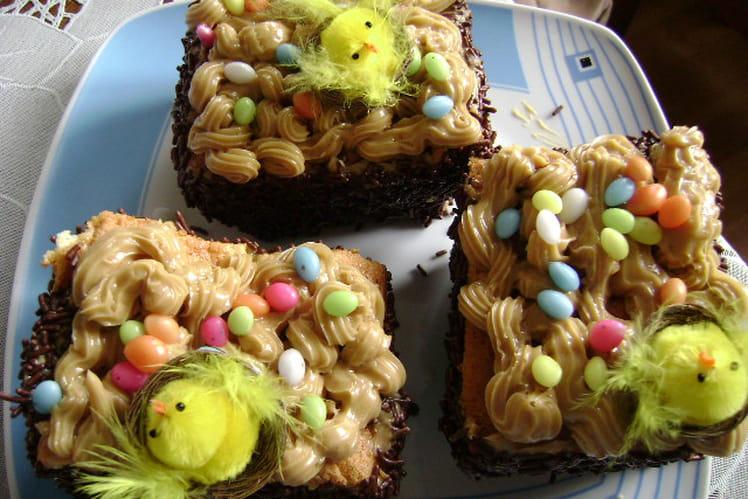 Nids de Pâques