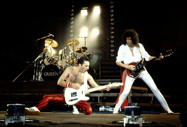 Queen, champion du monde musical