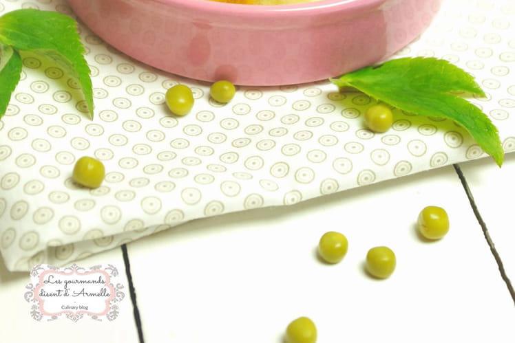 Samossas au poulet, curry, légumes et philadelphia®