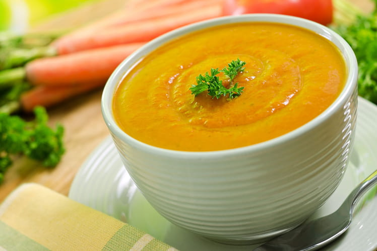 Soupe au Thermomix