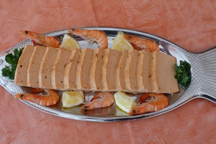 Terrine de saumon express
