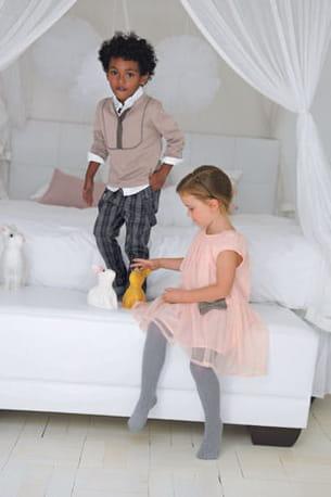 Tenues chic et cool de vertbaudet for Vert baudet chambre enfant