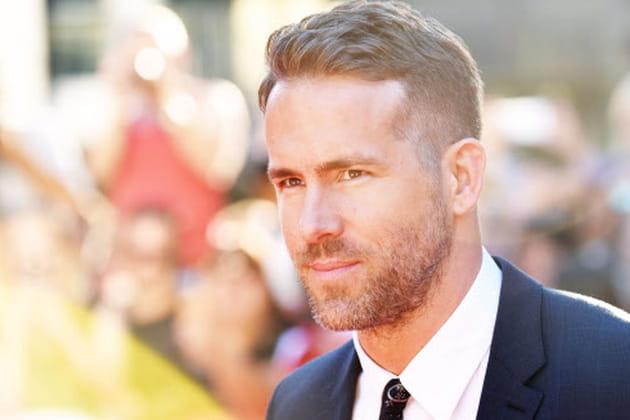 Ryan Reynolds, papa le plus sexy de l'année