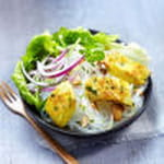 salade de poulet facon thai
