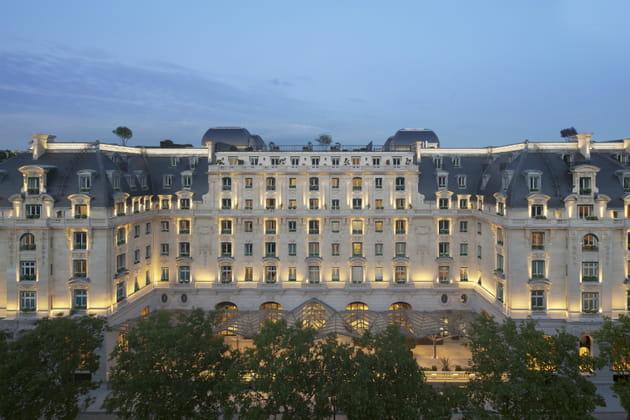Ça c'est Palace! - The Peninsula Paris