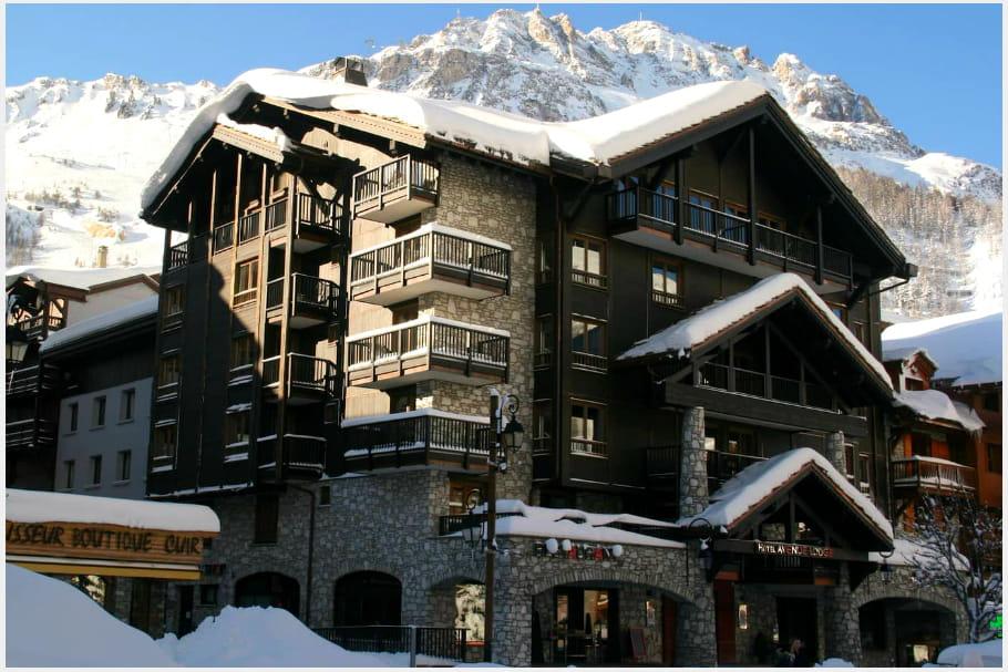 Hôtel***** Avenue Lodge