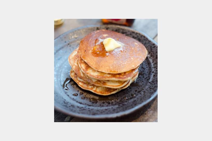 Recettes de blinis et pancakes