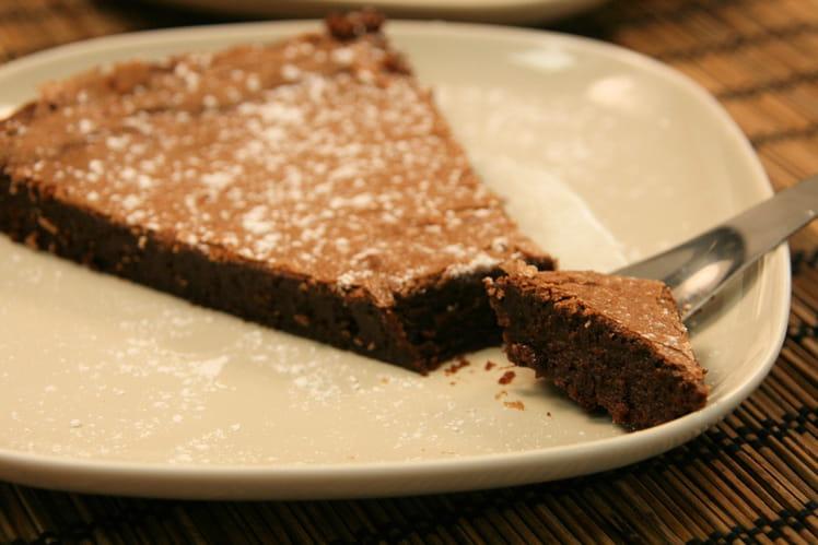 Fondant au chocolat Dukan