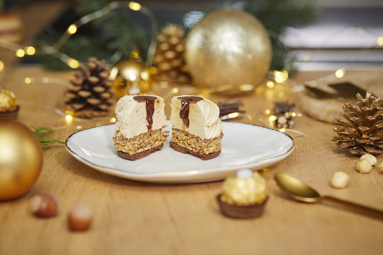 Eclat praliné Ferrero Rocher