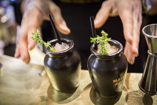"""Cocktail """"Maille Fair lady"""" : la recette"""