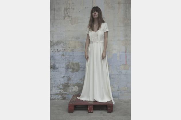 Robe de mariée Harper d'Elise Hameau