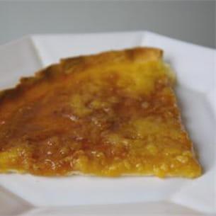 tarte au sucre