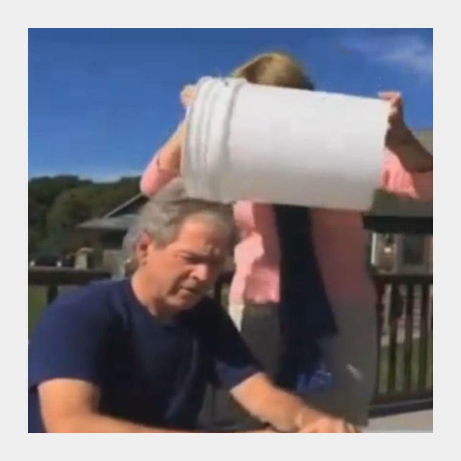 George W. Bush Ice Bucket