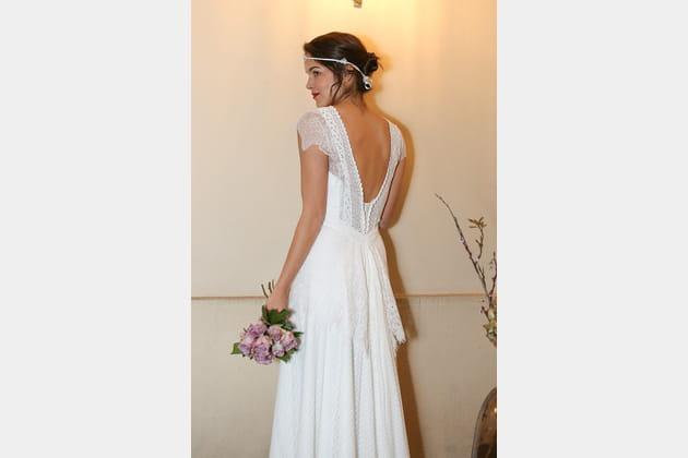 Robe de mariée Salomé