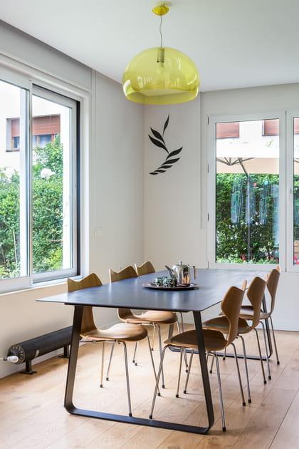 Une salle à manger 100% design