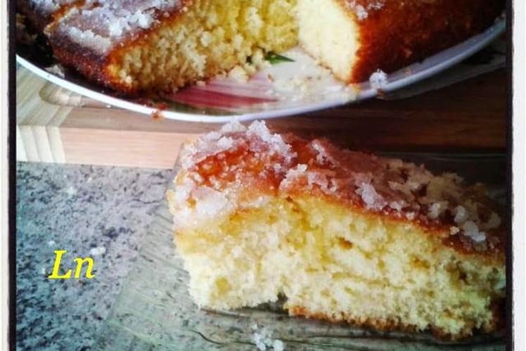 Gâteau moelleux à l'Amaretto