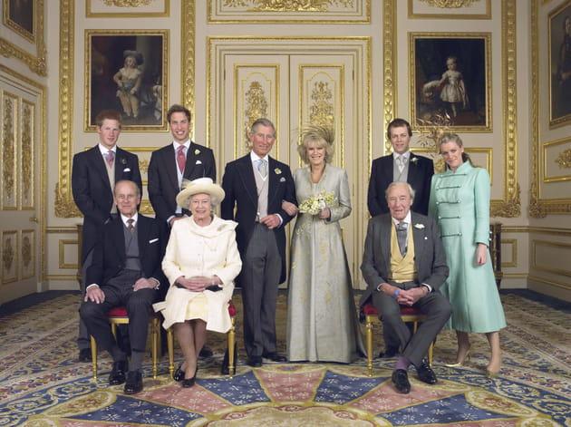 Charles et Camilla: la photo officielle