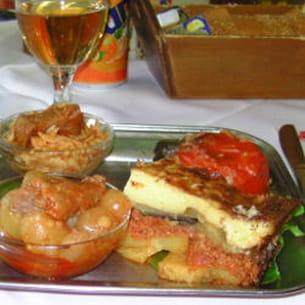 spécialités grecques.