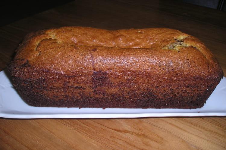 Cake vanille-chocolat