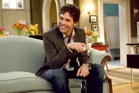 James Marsden, le plus beau sourire