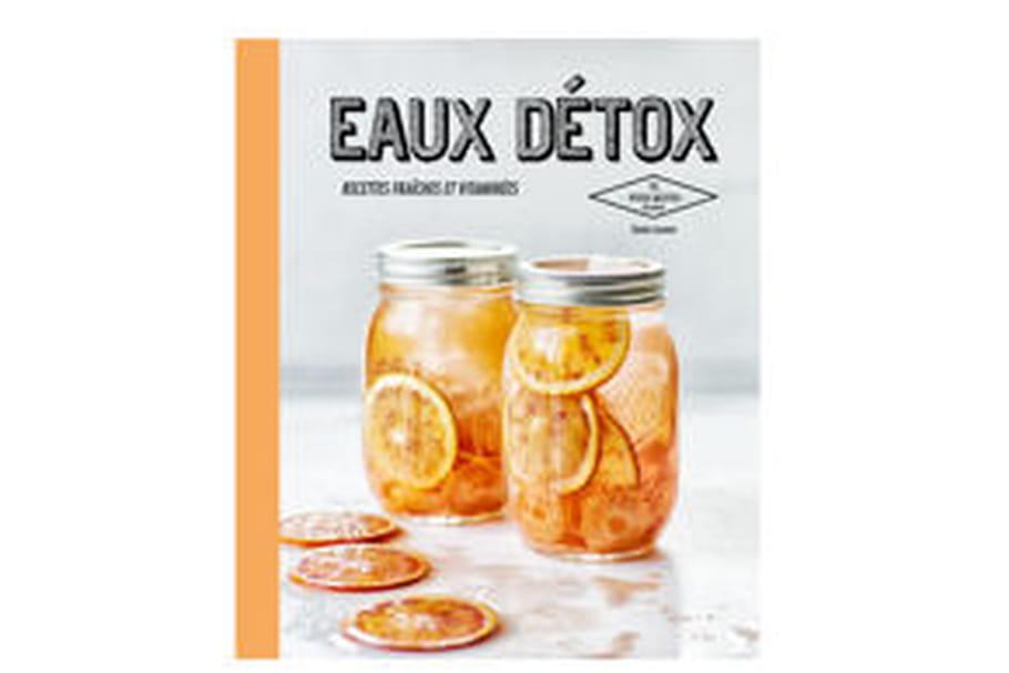 Concours : gagnez 5 livres de recettes Eaux Détox de Hachette Cuisine