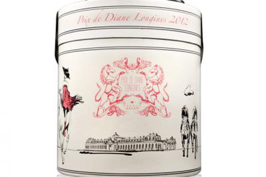 Prix Diane de Longines : joli coup de chapeau pour le boulanger Gontran Cherrier
