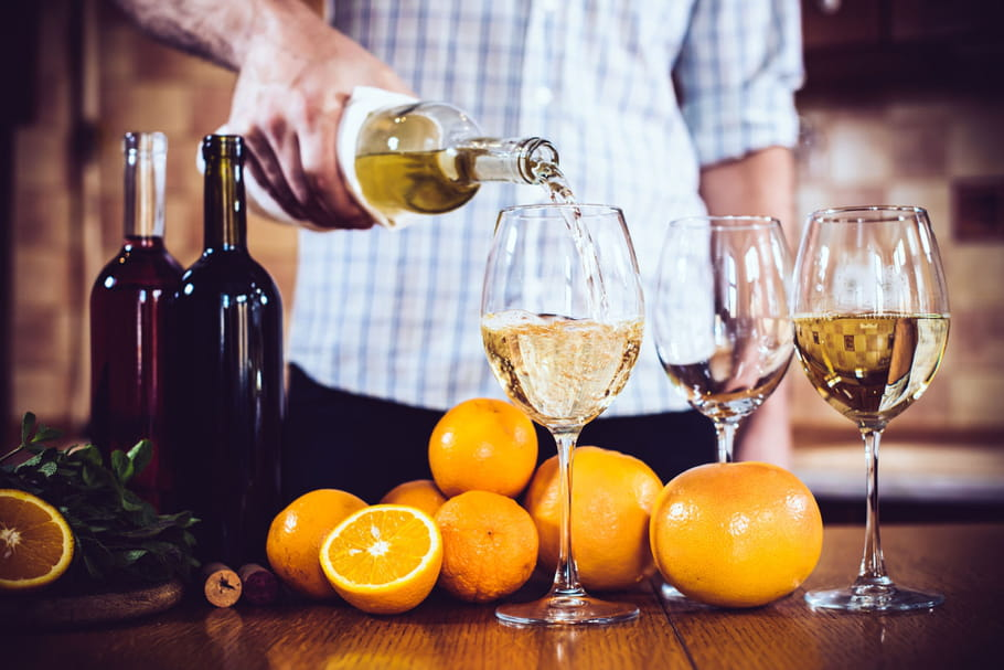 Vins et agrumes : quels accords ?