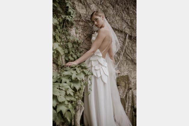 Robe de mariée Belle de nuit, Victoire Vermeulen