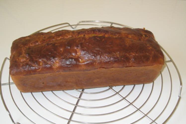 Cake au jambon inratable