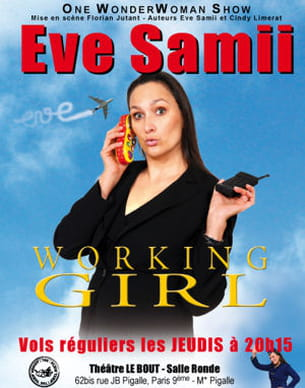 spectacle 'working girl' d'eve samii