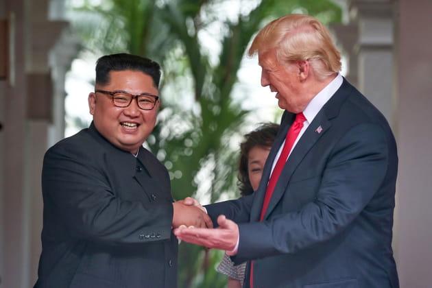 Kim Jong-un et Donald Trump: la guerre des boutons (nucléaires)