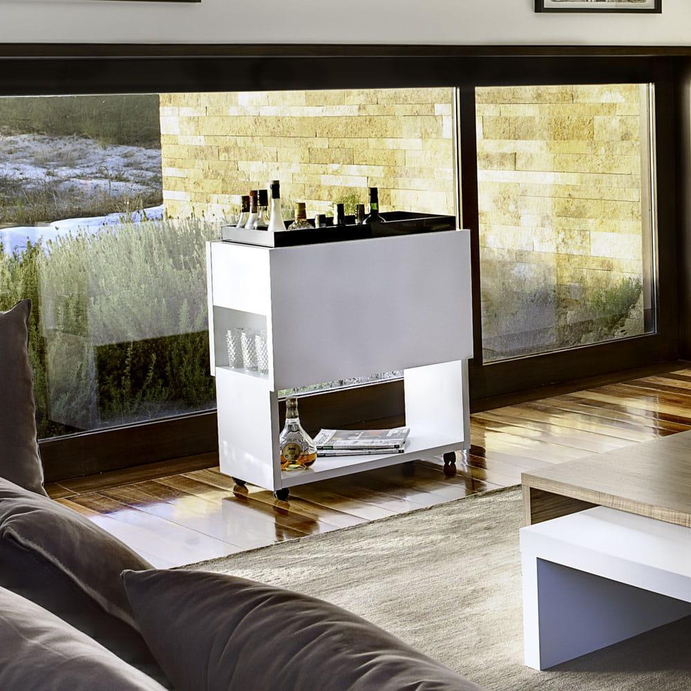 la desserte cocoon de temahome. Black Bedroom Furniture Sets. Home Design Ideas