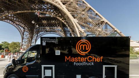 MasterChef food truck