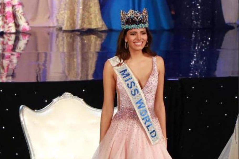 Miss Monde est Miss Porto Rico