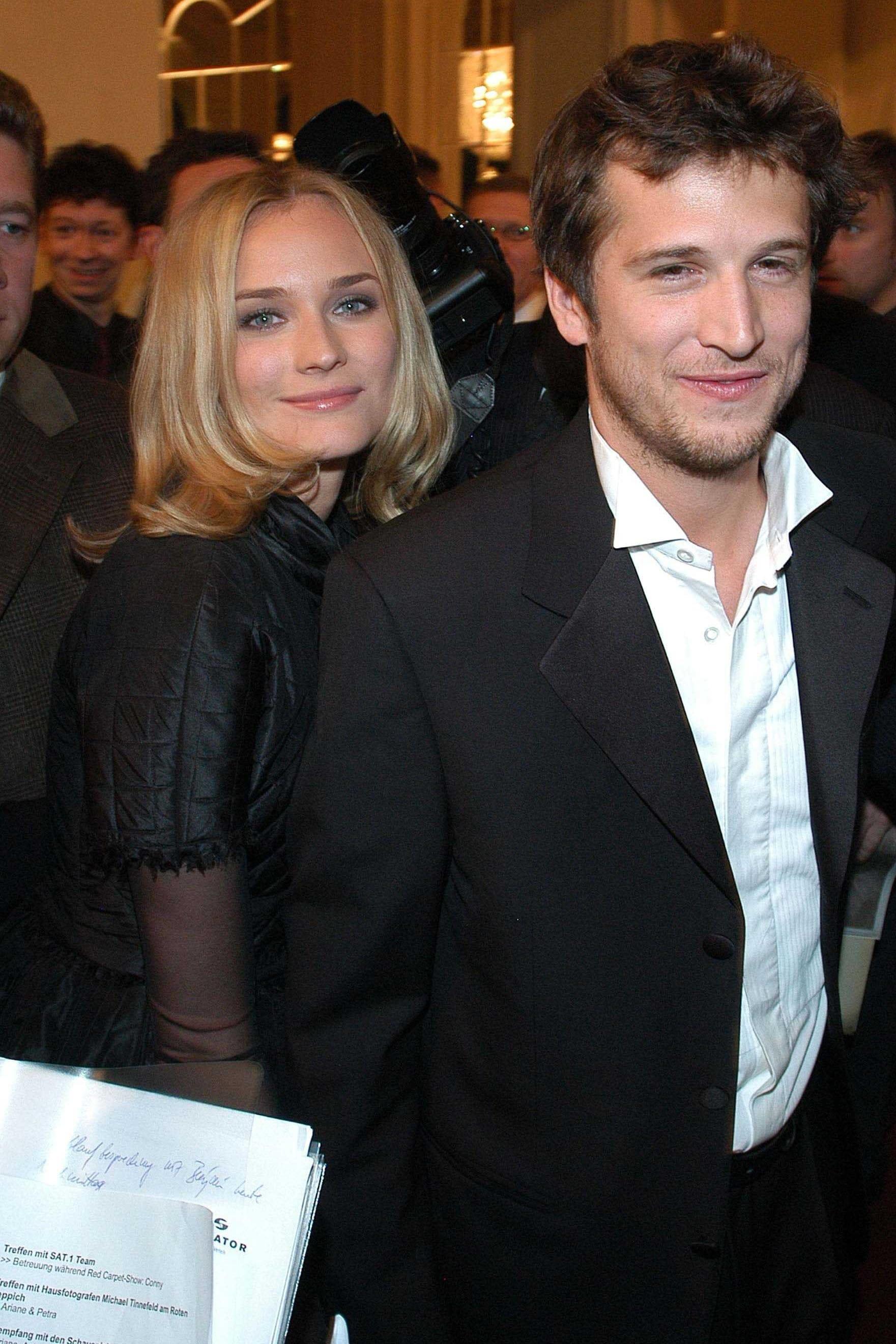 Diane Kruger Et Guillaume Canet Amour De Jeunesse