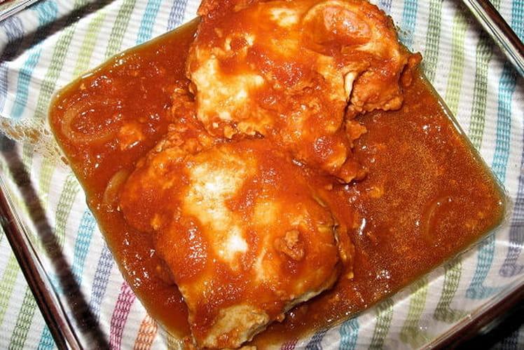 Oeufs en sauce tomate