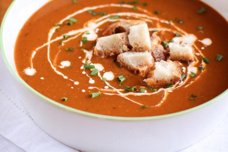 Bisque de crevettes